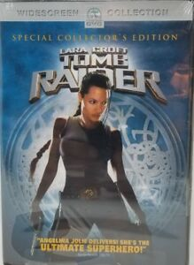 Details About Lara Croft Tomb Raider Dvd 2001 Special Collector S Edition Widescreen New