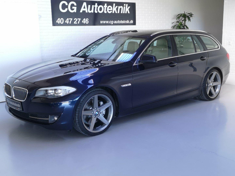 BMW 530d 3,0 Touring aut. 5d - 269.800 kr.
