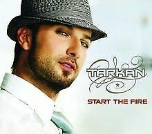 Start the Fire von Tarkan   CD   Zustand gut