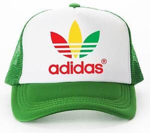 Adidas-Rasta-Baseball-Trucker-Cap