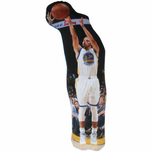 online store 23be7 5482f Details about Golden State Warriors Stephen Curry Player Printed Pillow  Jersey #30