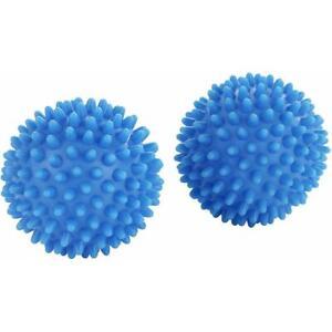 Wenko-Fallen-Trocknend-Baelle-Reduziert-Knitter-amp-Spart-Energie-Blau-7cm-2