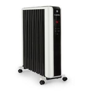 Radiatore-Olio-Termosifone-Elettrico-Calorifero-Portatile-Telecomando-2500W