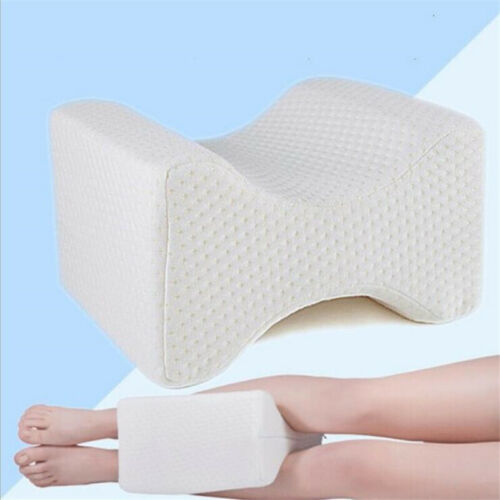 Memory Foam Knee Leg Pillow Slow Rebound Hips Back Pain Relief Pregnant Rest