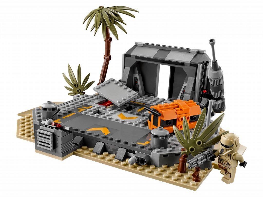 LEGO STAR WARS Set 75172 75172 75172 75171 Battle on Scarif Jyn Y-Wing Starfighter N1 17 38be98