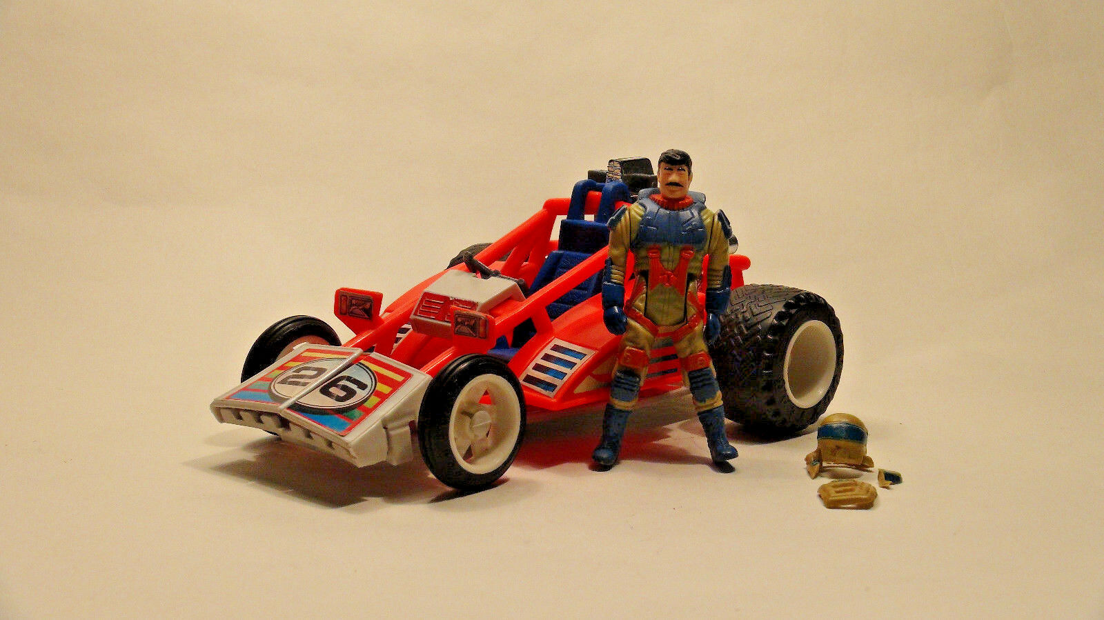 KENNER - MASK (M.A.S.K) - FireFly   Julio Lopez - 1986 - 95%