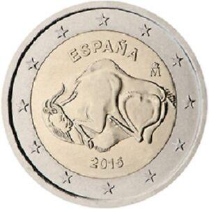 IN-STOCK-SPAIN-2-Euro-2015-commemorative-Cave-of-Altamira-UNC