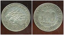 CONGO   100  francs 1972  ( bis )
