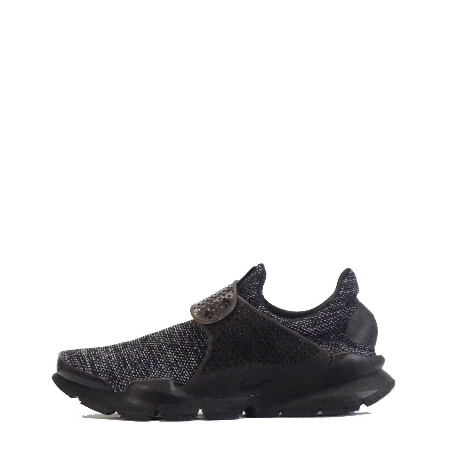 Nike Socke Dart Atmen Herren Trainers Black/Black