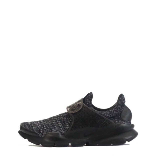 best sneakers 04647 92d50 Nike Sock Dart Breathe Mens Trainers Black Black