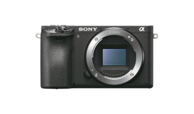 Sony Alpha A6500 Mirrorless Digital Camera (Body Only) 2 years warranty UK stock
