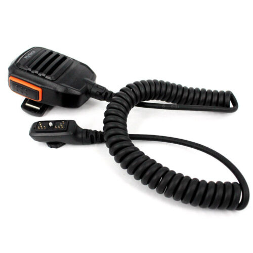For Hytera SM18N2 Waterproof Speaker Microphone DMR  Hytera PD700 PD780 PD785