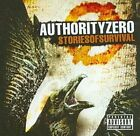 Stories Of Survival 0673951019225 By Authority Zero CD