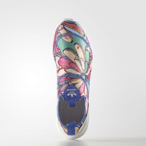 Adidas scarpa scarpa scarpa Damens zx flux adv glatt ziehen s75686 fuxia - verde dbf674