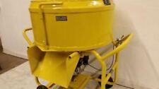 Bulldog Mfg Mortar Mixer Grout Plaster Stucco Electric 35 Cf 265 Gallons