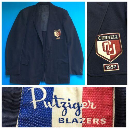 Vintage 1957 CORNELL UNIVERSITY Ivy League Jacket