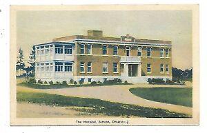 Norfolk-County-SIMCOE-ONTARIO-The-Hospital