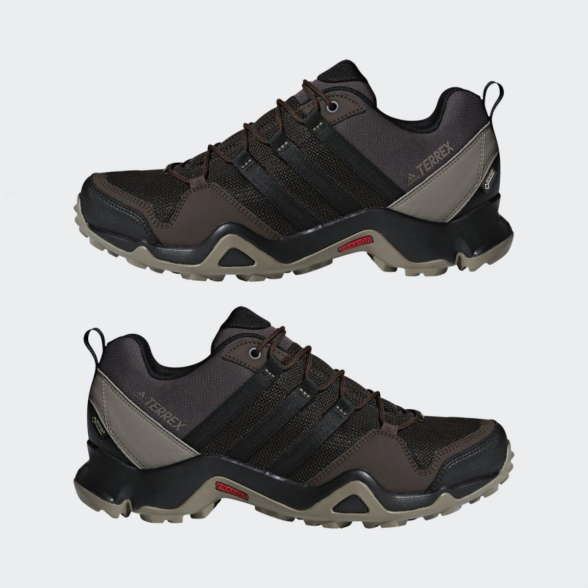 130 NWT hommes Adidas AX2R CM7716 GTX Trail ChaussuresRockadia DuramoTerrex Swift
