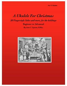 A-Ukulele-For-Christmas-20-Fingerstyle-Solos-Beginner-to-Advanced