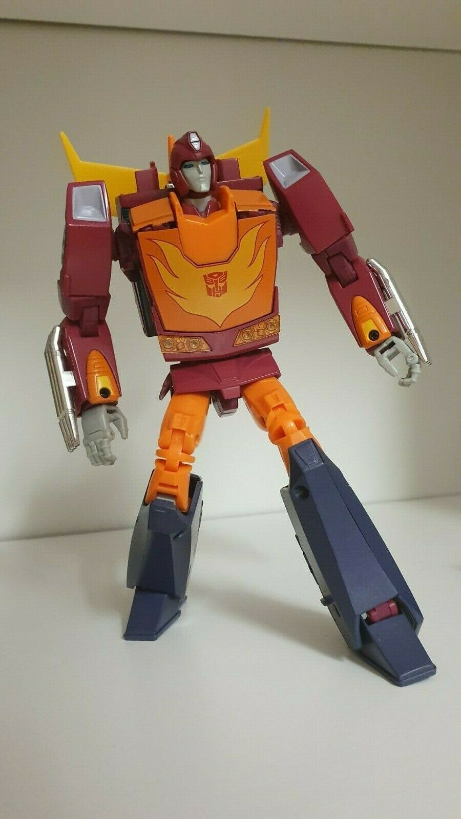 MP-28 Takara Hot Rod Transformers  Masterpiece Rodimus  vente en ligne