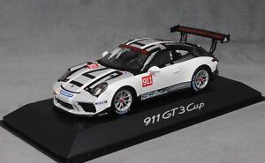SPARK-PORSCHE-911-991-GT3-2017-Carrera-Cup-PROMOZIONALE-AUTO-WAP0201500H-1-43-NUOVO