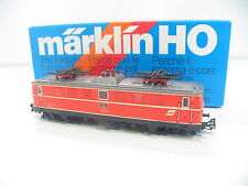 MÄRKLIN 3166 E-LOK BR 1141.06 ORANGE der ÖBB  HI257