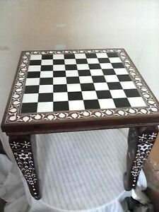 Square-Chess-Board-Table-Home-Decor-Elephant-Inlaid-Work-Rosewood-Table-Foldable