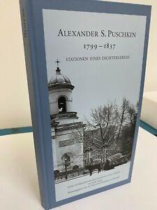 Alexander-S-Puschkin-1799-1837-Stationen-eines-Dichterlebens-Hoerbuch