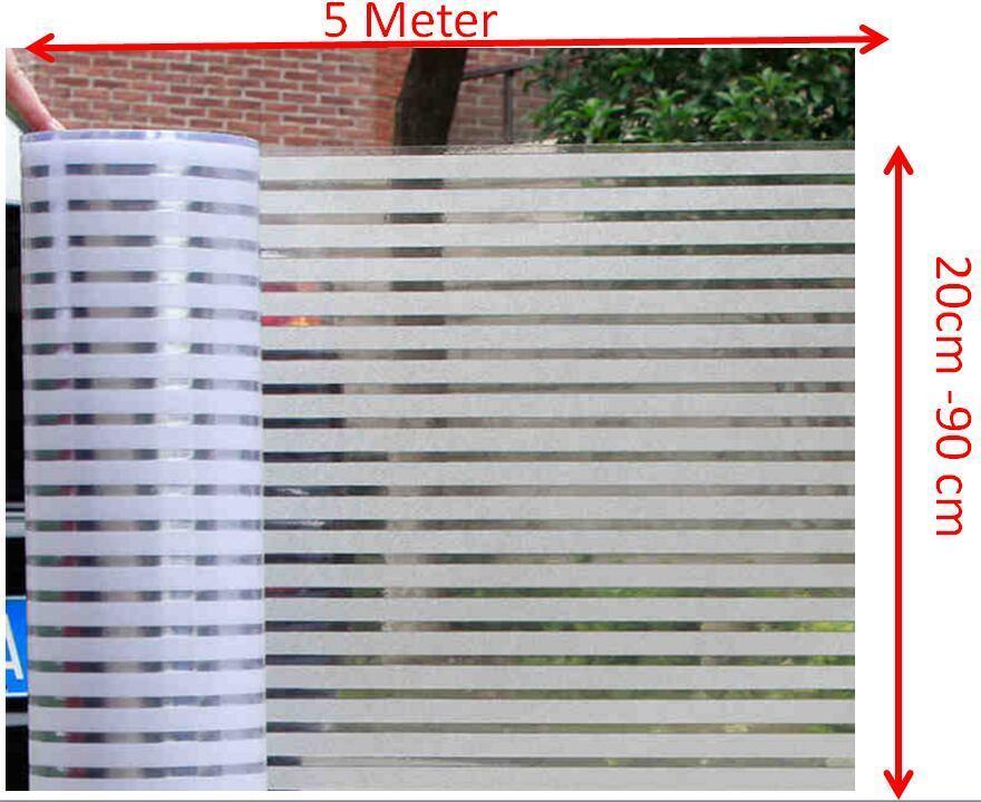 5M x 20-90 cm Bagno Ufficio Ghiacciata Frosting Rimovibile Vetro Vetro Vetro Della Finestra 8fba5c