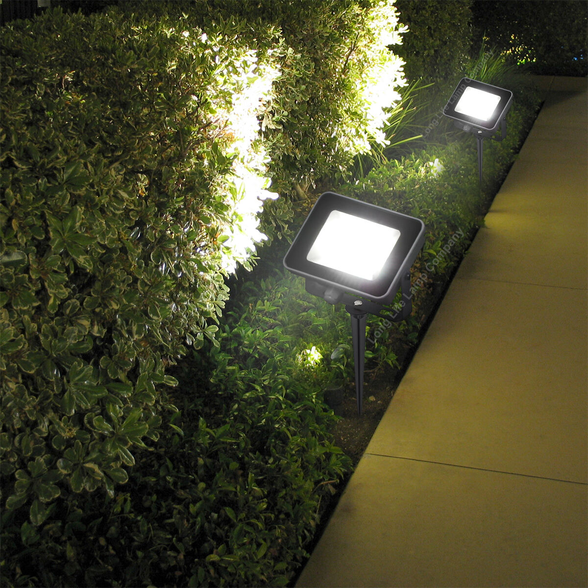 Outdoor Patio Ground Lights: Garden Ground Spike For Floodlights Outdoor Lighting Extra