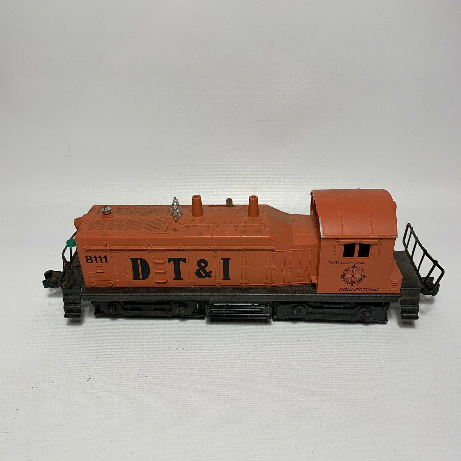 Lionel Lionel Lionel  8111 DT&I Switcher Engine 1971 9f89a8