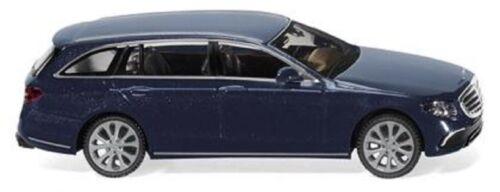 MB E-Klasse S213 Exclusive canvansitblau metallic 1:87 Wiking 022705 /_NEU