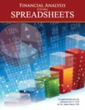Financial Analysis Using Spreadsheets, RACIC  JAMES E, Good Book
