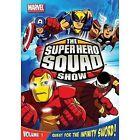 Super Hero Squad Show Vol 1 0826663120837 DVD Region 1
