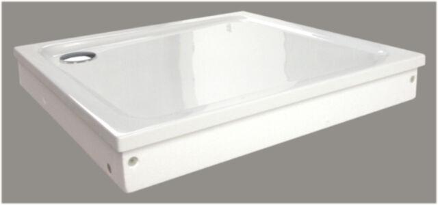 Gut gemocht dusche Duschwanne 100 X 80 mit träger und Ablauf günstig kaufen | eBay DH99