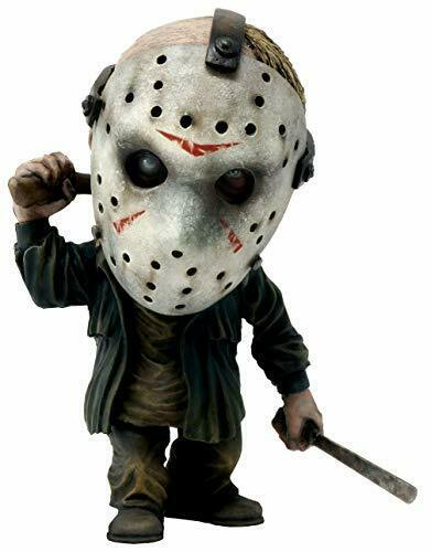 Friday The 13th  Jason Defo-Real Deluxe Weich Vinyl Statue