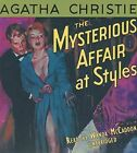 The Mysterious Affair at Styles by Agatha Christie (CD-Audio, 2013)