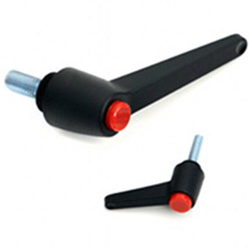 Clamping handles lever M6x25mm ratchet mechanism  Jigs trend dewalt router saw
