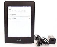 Amazon Kindle Paperwhite, 1st Gen, Wi-Fi + 3G, Black *20-4E