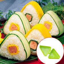 Large Triangular Rice Ball Mold Box Bento Home DIY Sushi Nori Maker Mold Tools