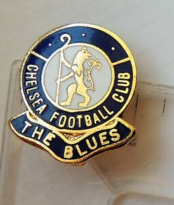 CHELSEA FC The Blues crest badge by COFFER pin anstecknadel brooch brosche - Solec Kujawski, Polska - CHELSEA FC The Blues crest badge by COFFER pin anstecknadel brooch brosche - Solec Kujawski, Polska