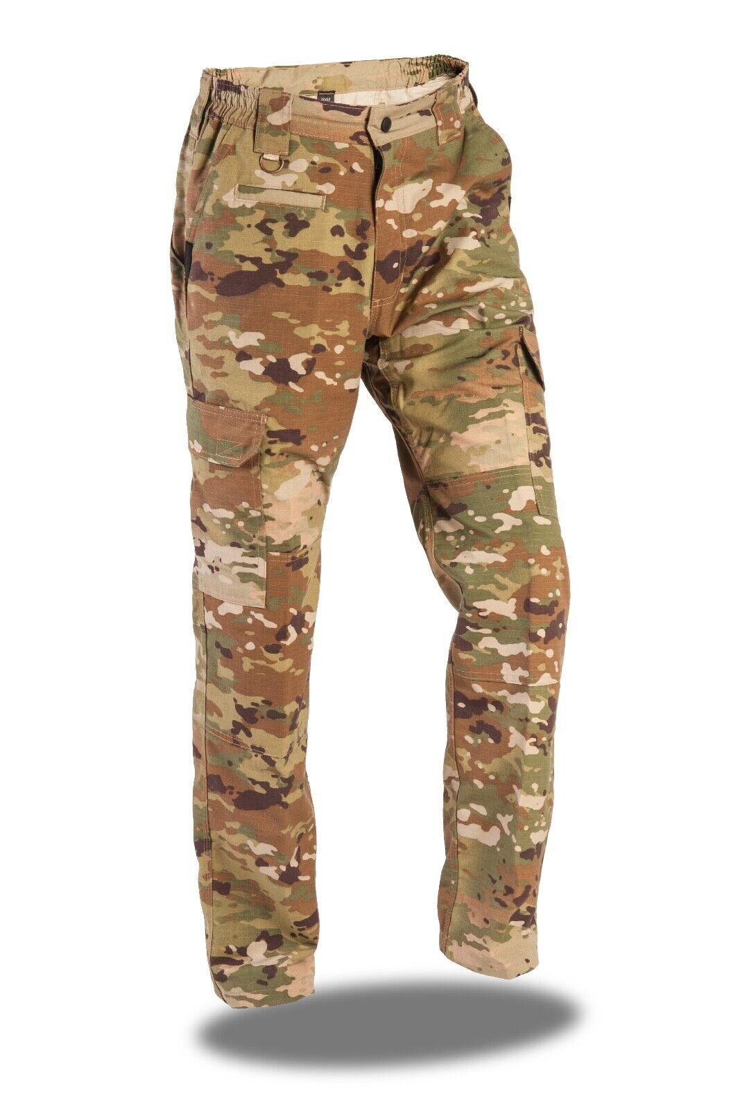 1651 Herren Scorpion Ocp Camo Armee Combat Tactical Duty Uniform Hose