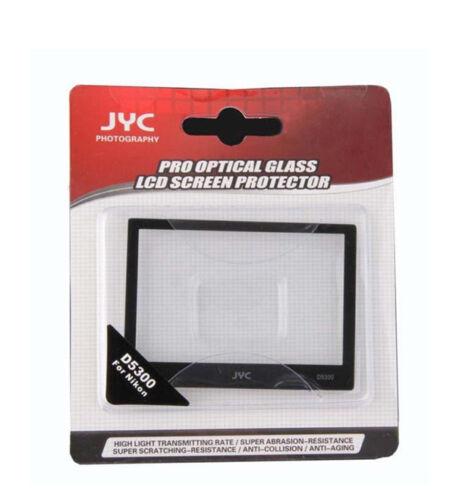 JYC d5300 Nikon 0,5mm pantalla de vidrio contra protector de pantalla LCD protector pantalla