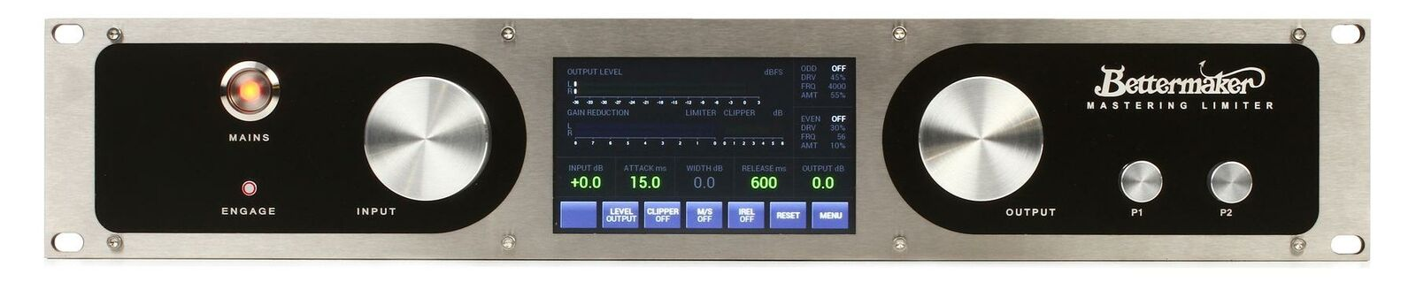 Bettermaker Mastering Limiter (MastLimitd1). Buy it now for 2609.10