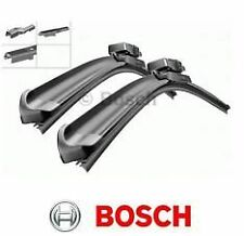 FORD FIESTA MK 7 2008>2015 FRONT SET BOSCH WIPER BLADES AM246