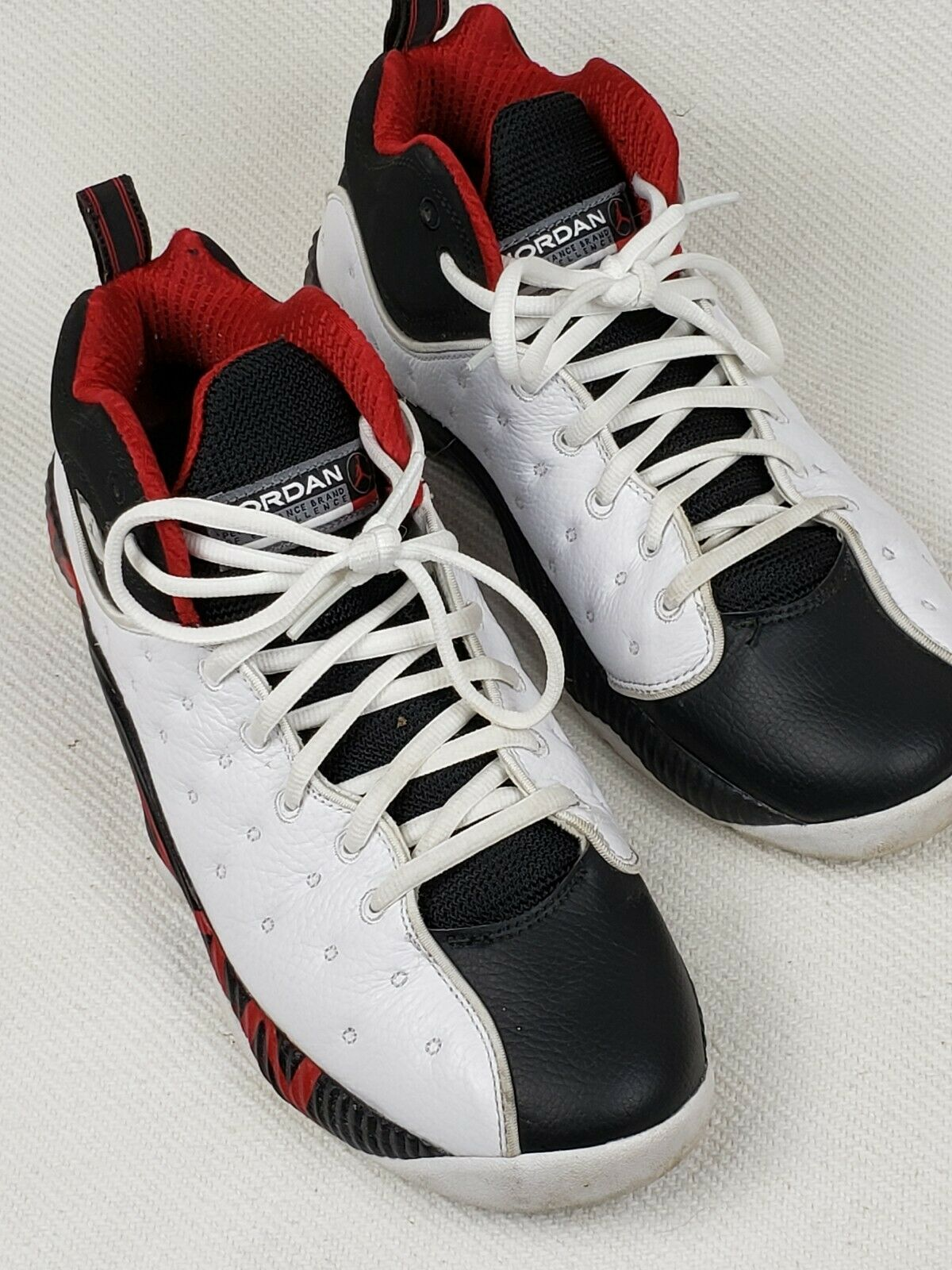 ed098ca022a57 Nike Air Jordan Jumpman Team II 819175-101 Basketball shoes Men SZ 9.5 With  Box