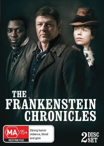1 of 1 - NEW & SEALED The Frankenstein Chronicles First Season/ Series 1 DVD Aus Region 4