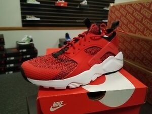e2a1643c3383 Brand New in Box Men s Nike Air Huarache Run Ultra SE University Red ...