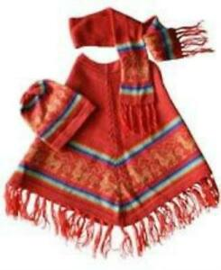Pull Over Scarf Set