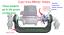 Pkg-100-EPDM-1-034-x-1-8-034-YOKE-END-Water-Meter-Gasket-for-1-034-water-meters-GT-123 thumbnail 2